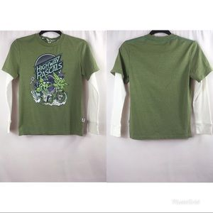 Shaun White Shirts & Tops - Shaun white boys long sleeve T-shirt